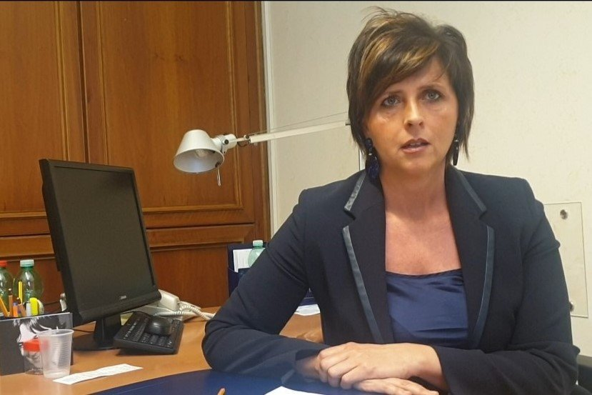 Erica Mazzetti sblocco Rossi gara TPL Recovery fund