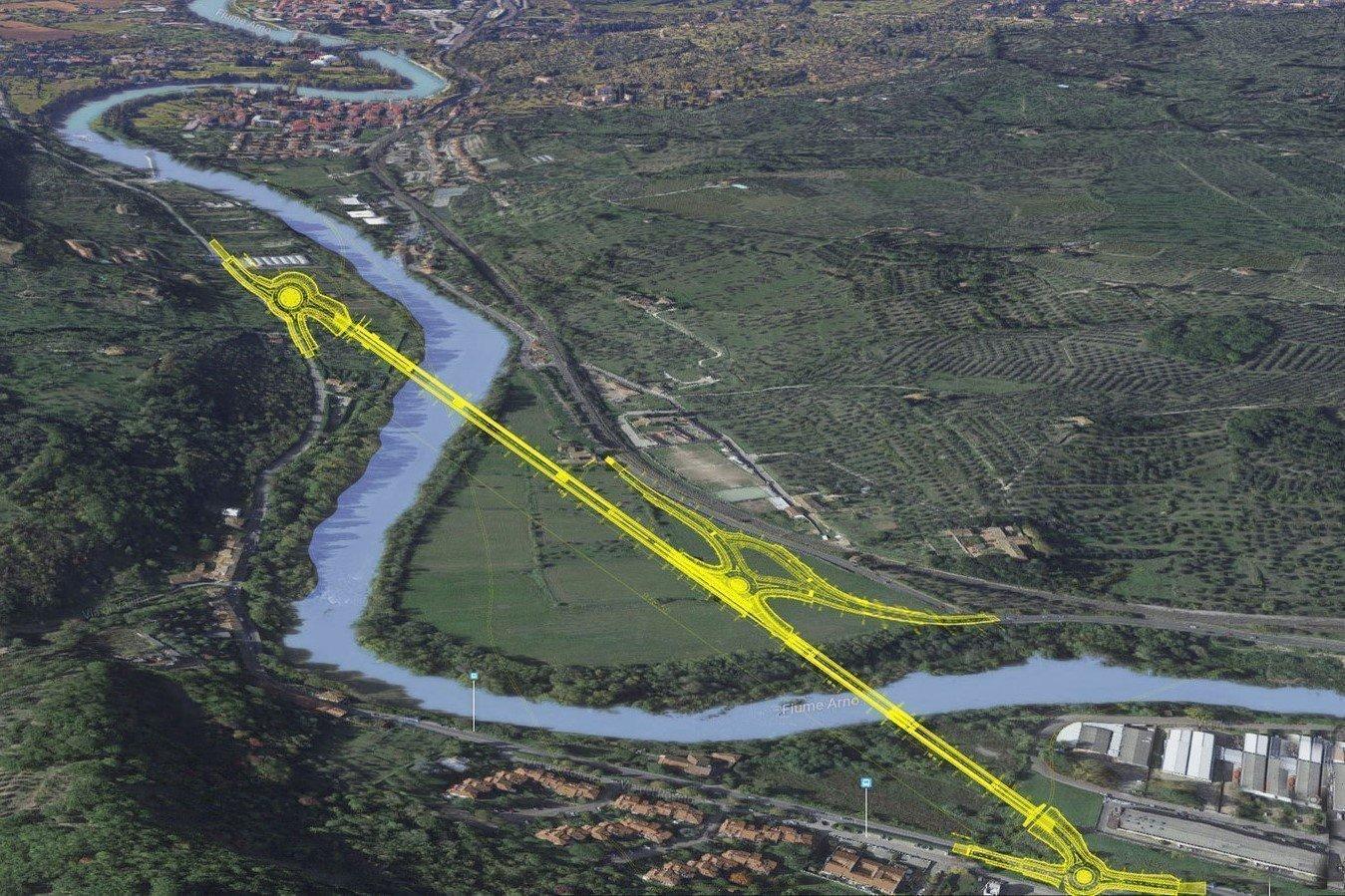 Firenze, Ponte di Vallina: avanti spediti con il progetto
