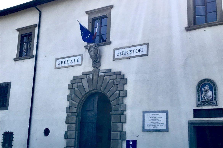 Giannelli, ospedale Serristori: fatti, non parole