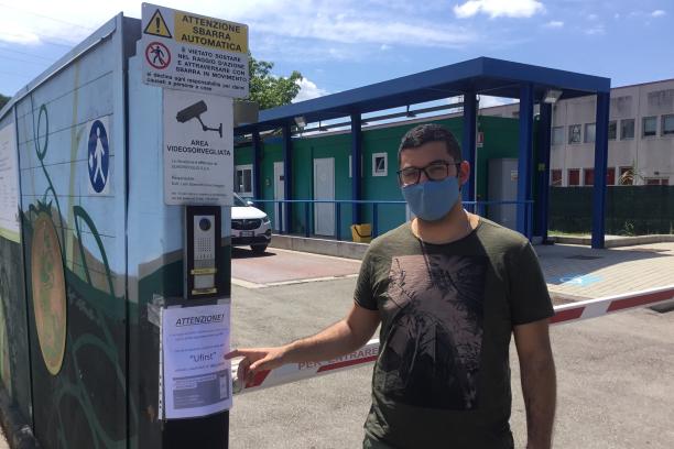 Campi: riaprire le eco stazioni senza appuntamento