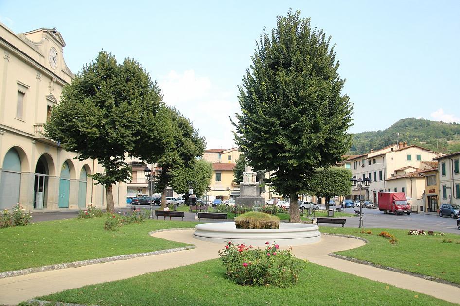 Dicomano: Piazza della Repubblica, servono correttivi