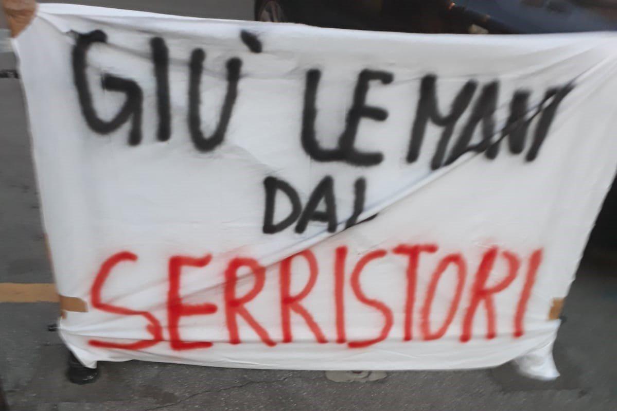 Figline: Grande manifestazione per l'Ospedale Serristori
