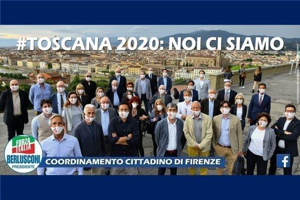 Firenze, Toscana2020: Noi ci siamo