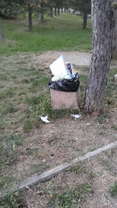 Vicchio rifiuti