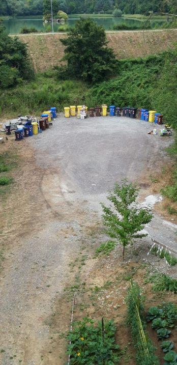 Vicchio, Lago di Montelleri: caos, abbandono, sporcizia 6
