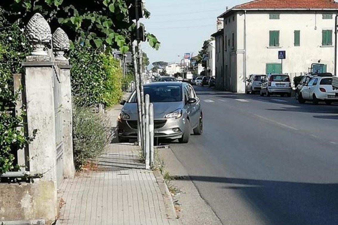 Quarrata, Strada Statale Fiorentina: urge intervento