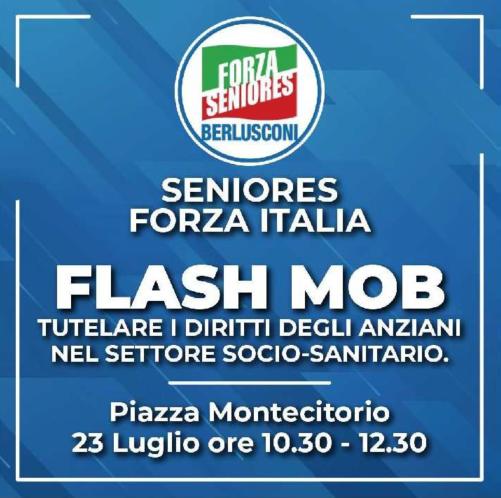 Seniores Flash Mob