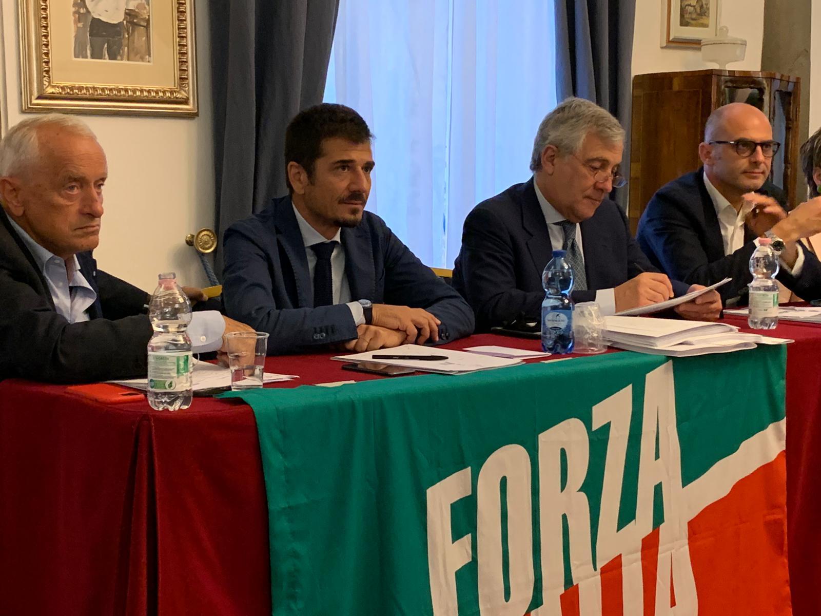 Antonio Tajani Firenze