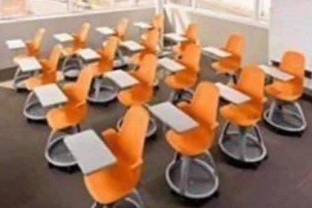 scuola banchi monosposto