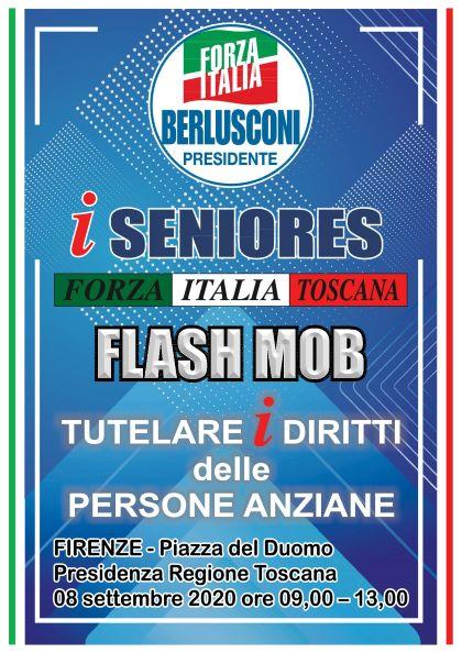 Seniores Flash Mob Firenze