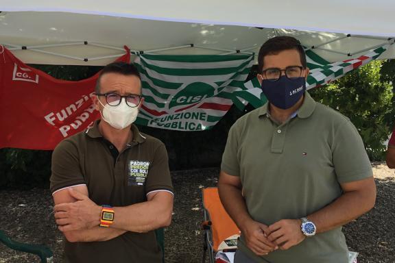 Gandola: sosteniamo i lavoratori della sanità privata