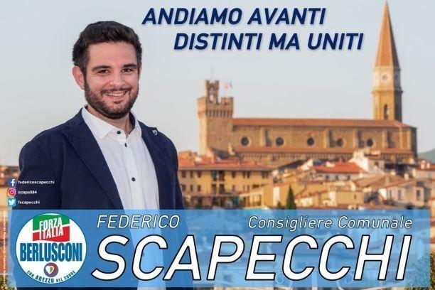 Arezzo 2020: Scapecchi ancora al servizio della città