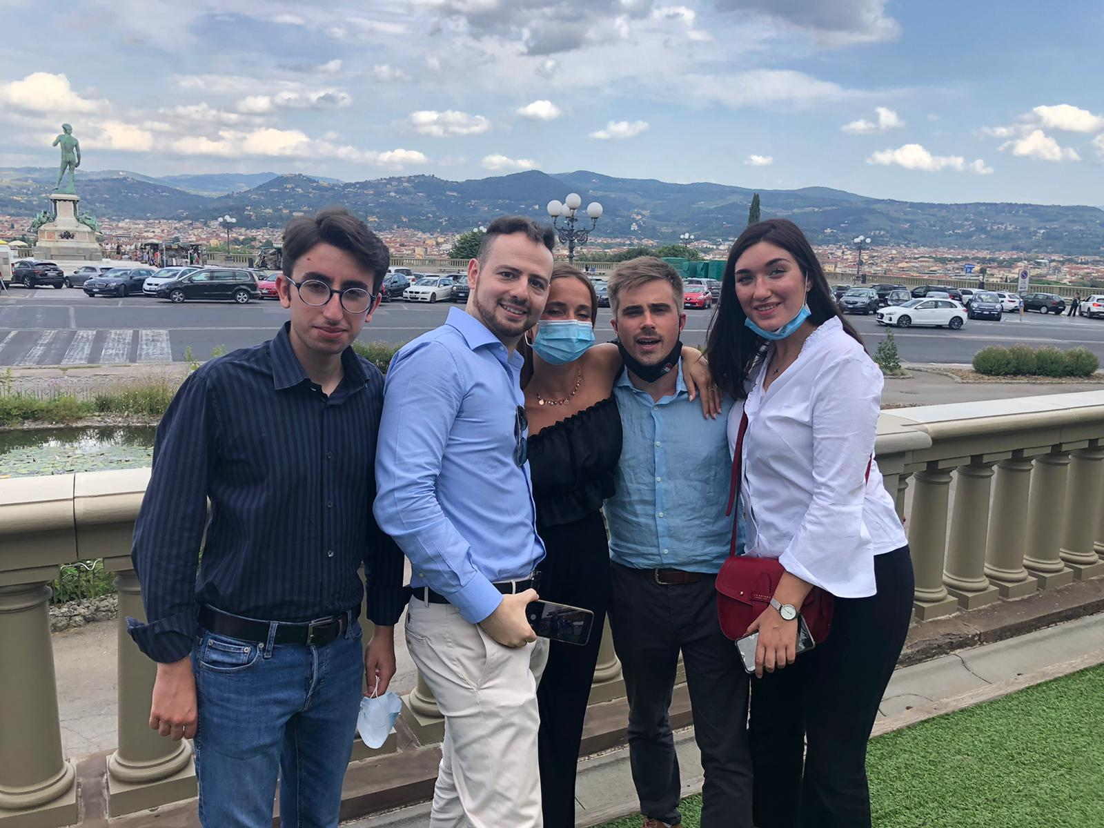 Coordinamento regionale a porte aperte a Firenze 26