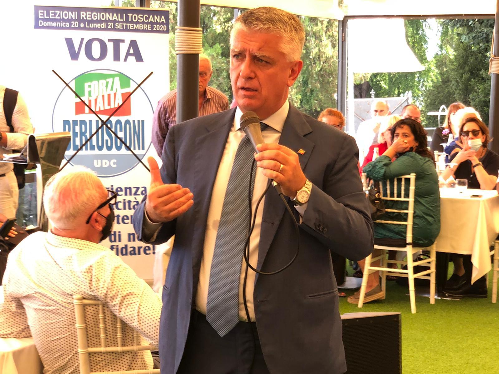 Coordinamento regionale a porte aperte a Firenze 17