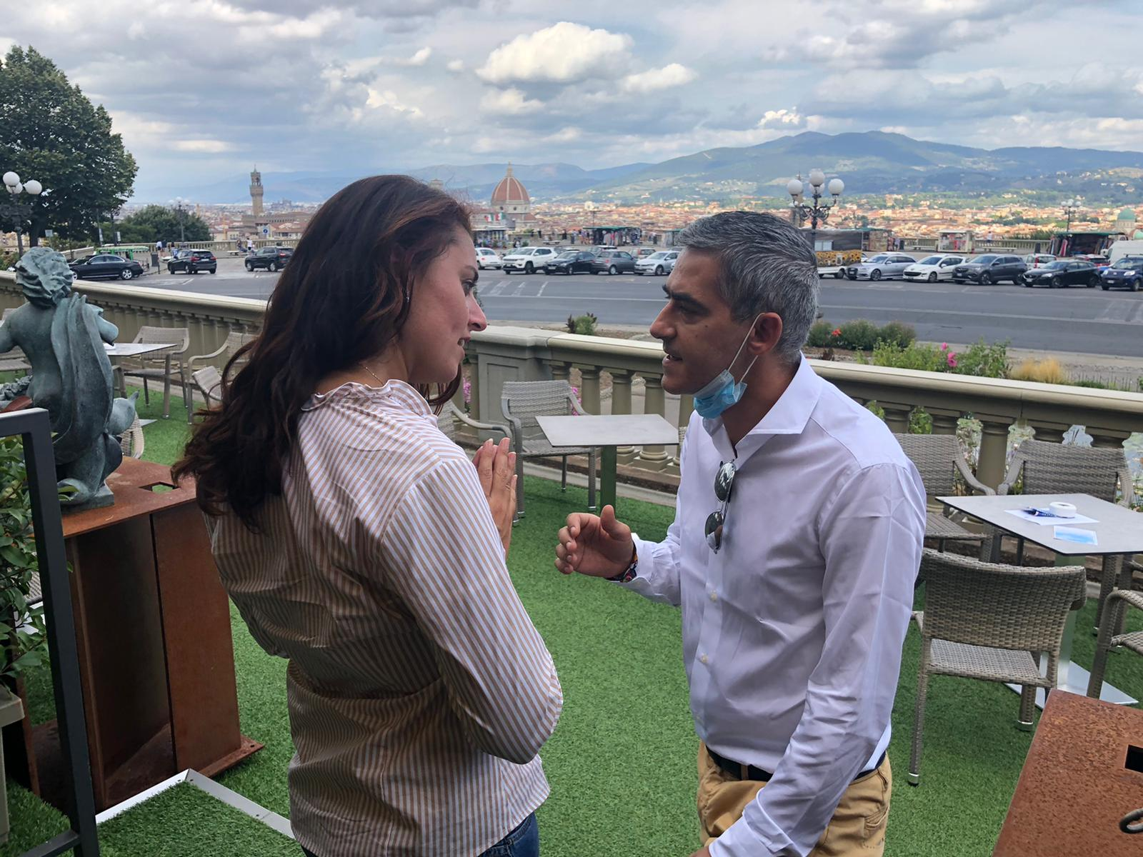Coordinamento regionale a porte aperte a Firenze 28