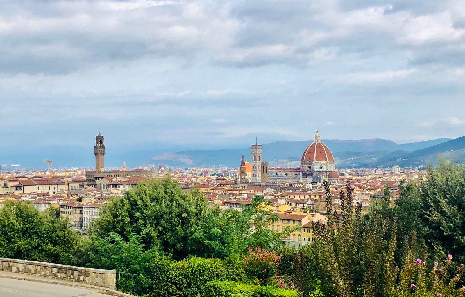 Coordinamento regionale a porte aperte a Firenze 31