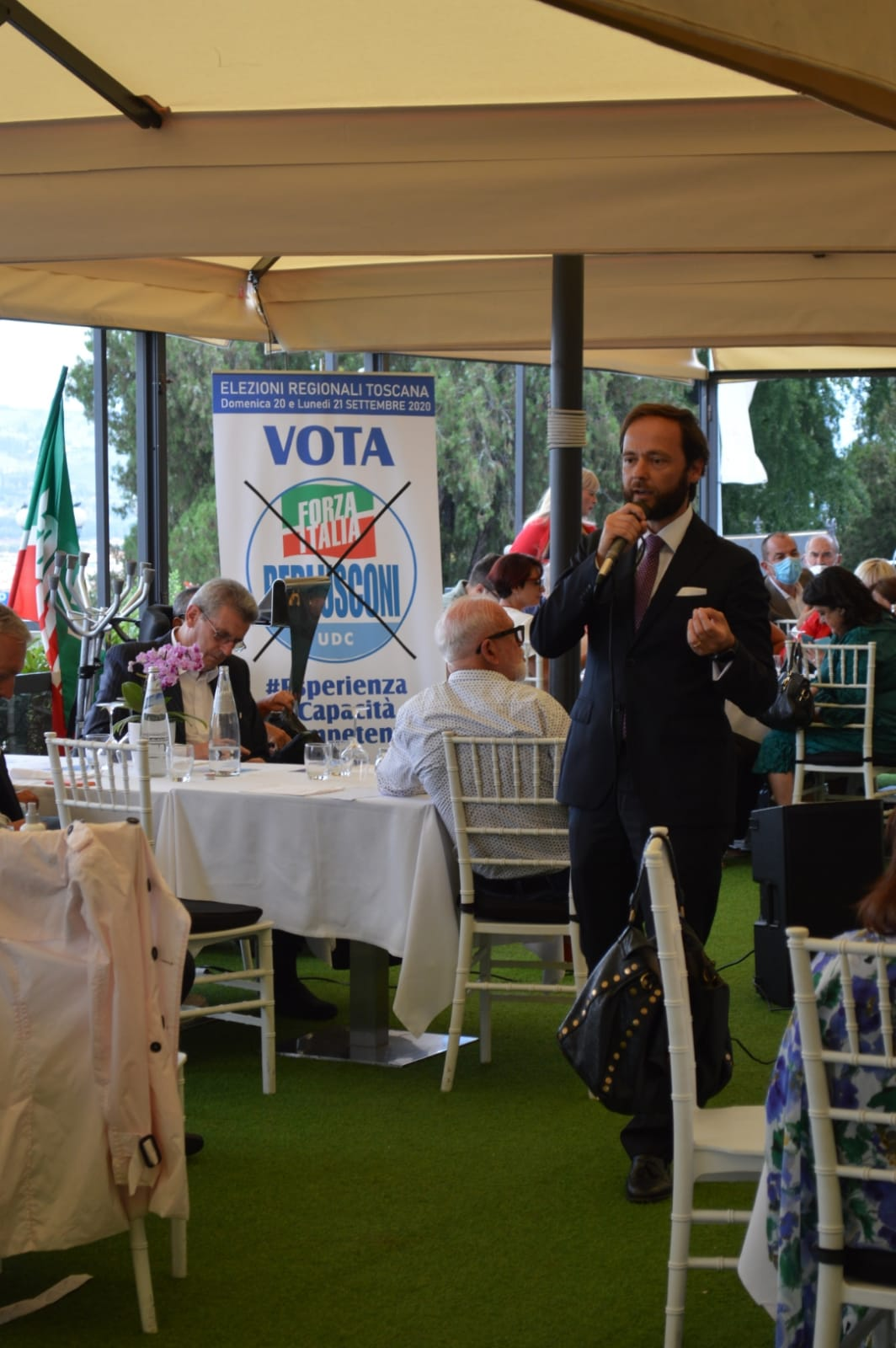 Coordinamento regionale a porte aperte a Firenze 22