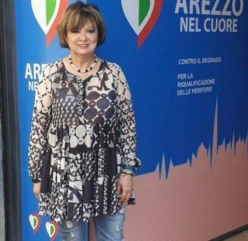 Arezzo candidati Cornacchini