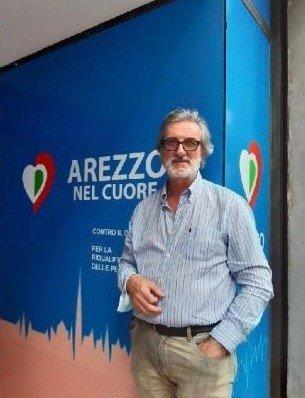 Giorgio Terziani Arezzo 2020