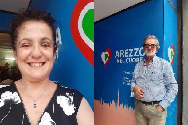 Maria Romagnoli Giorgio Terziani Arezzo 2020