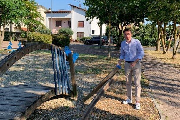 Vitale: intervenire sui parchi pubblici