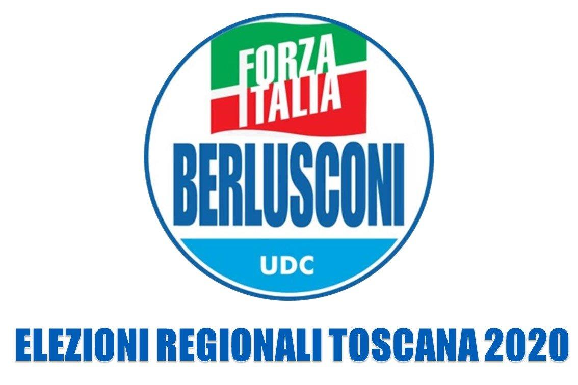 Elezioni regionali Toscana 2020 Forza Italia