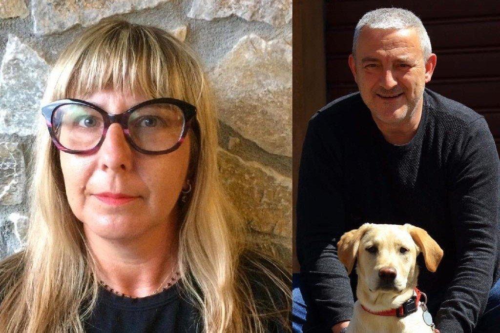 Arezzo 2020: presentazione dei candidati Sbietti e Ferrini