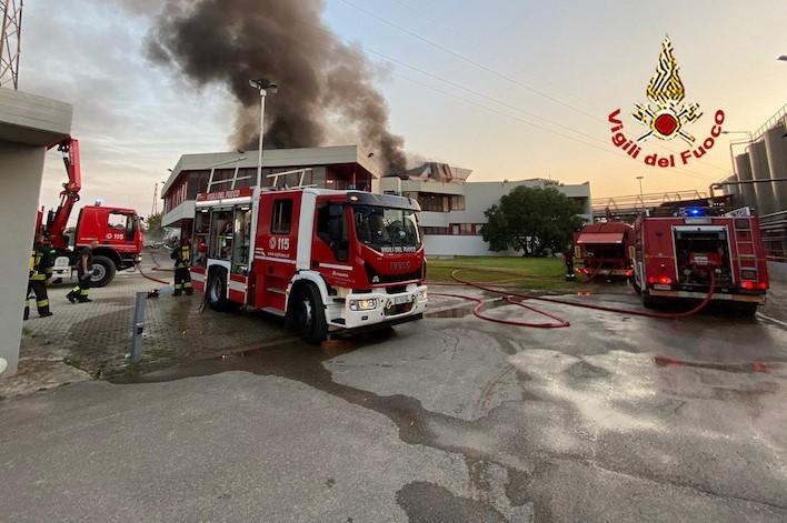 Incendio Silo Spa: I miasmi non danno pace