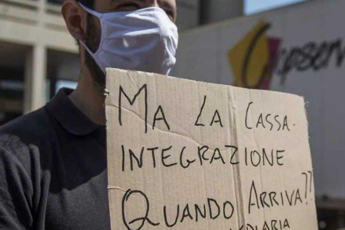 La storia della dignità di un italiano abbandonato dallo Stato