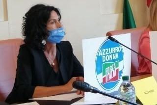 Rita Pieri Azzurro Donna Donne