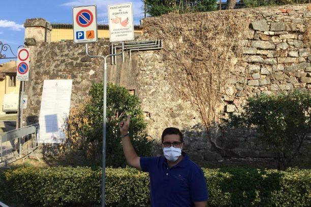 Gandola e Pandolfi: Parcheggi rosa anche a Campi