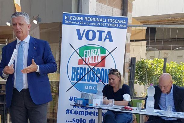 Massimo Mallegni Elba