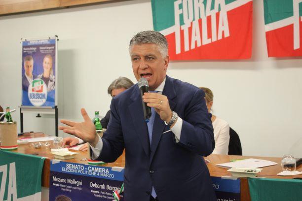 Massimo Mallegni edilizia