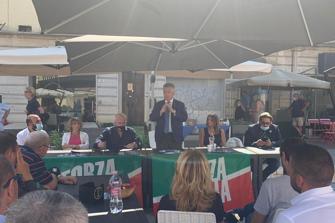 Mallegni in Maremma: Strade e imprese la priorità