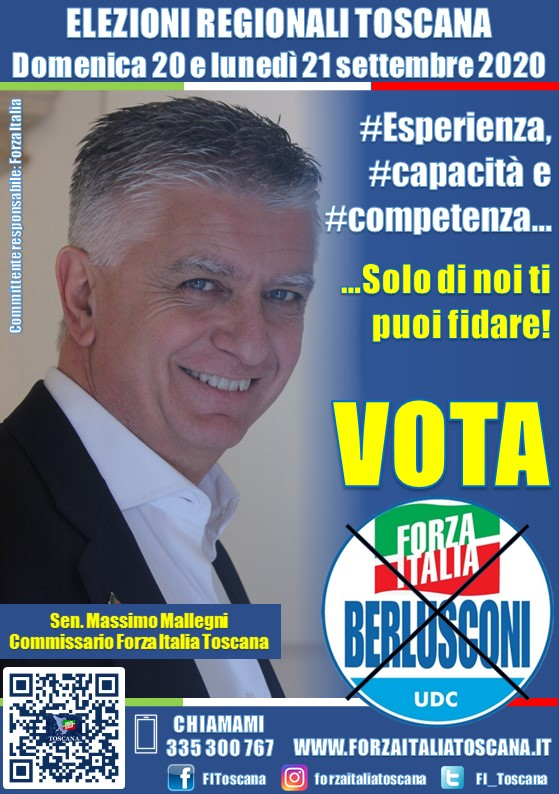 Elezioni regionali Toscana 2020 1