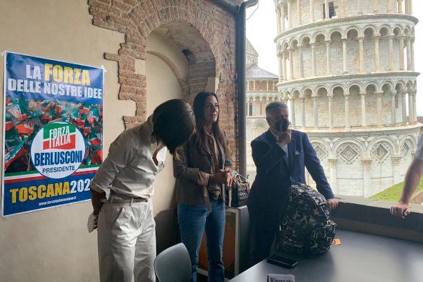 Incontro a Pisa con Bernini, Mallegni e Bonsangue