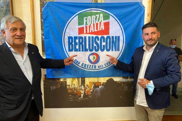 Elezioni Arezzo Apa Tajani