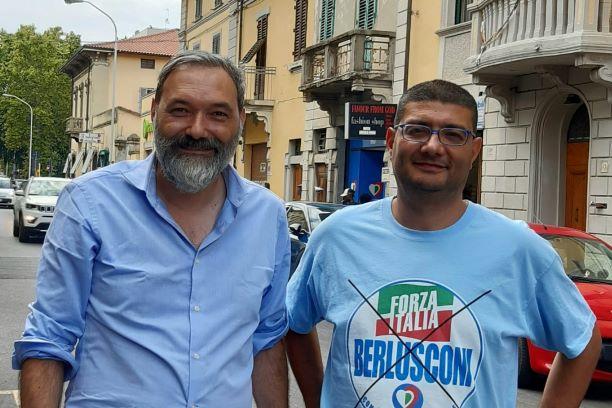 Rossi e Casini, Arezzo: Programma speciale per Saione