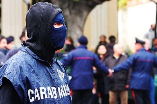 Carabinieri commissione DDA