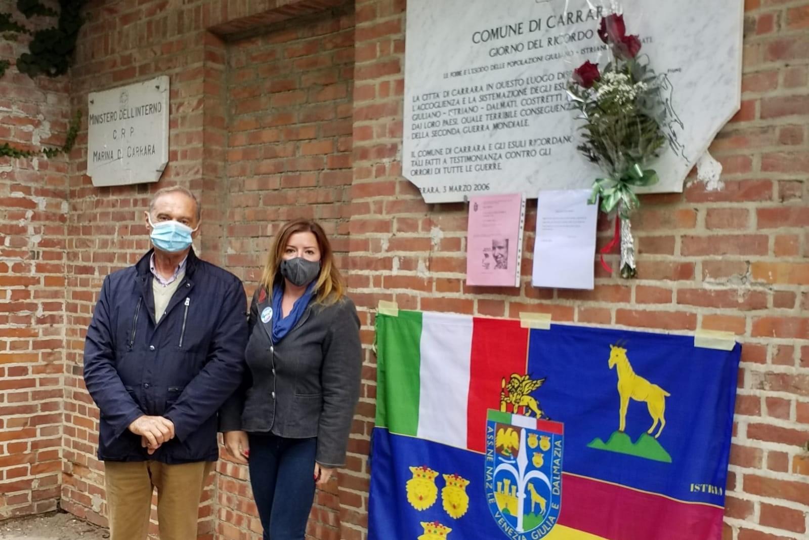 Castellini: Norma Cossetto, vittima di una doppia violenza