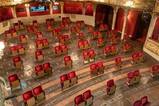 Teatri cultura
