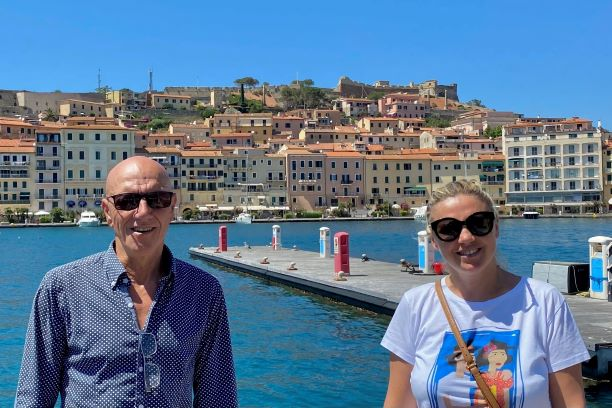 Isola d' Elba: Giani di intervenga per i trasporti marittimi