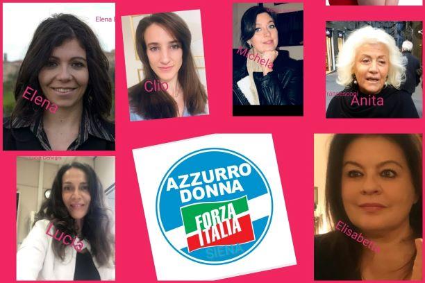 """Azzurro Donna Siena: bene pdl """"soccorso di libertà"""""""