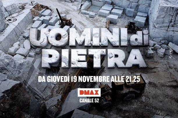 Uomini di Pietra Dmax Carrara