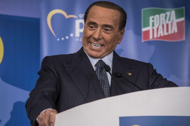Berlusconi Cina