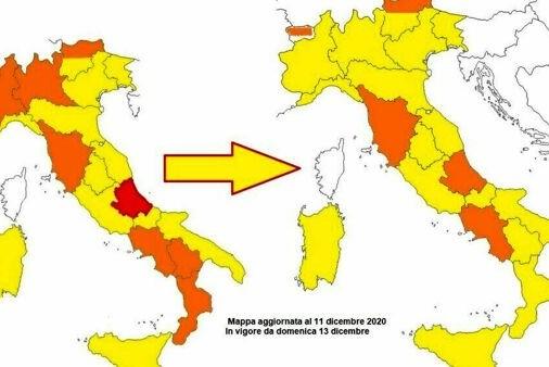 Toscana arancione, Giani snobbato dal Governo