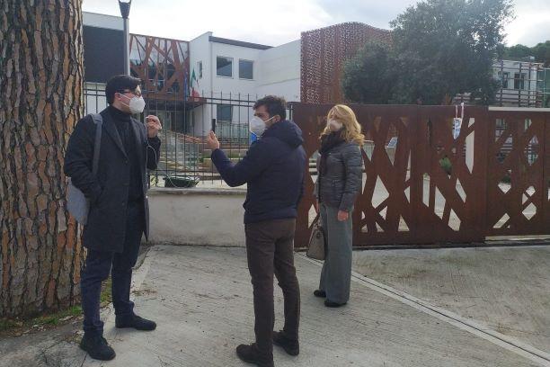 Firenze, scuola Dino Compagni: rampa disabili va fatta