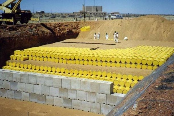 CNAPI deposito scorie nucleari