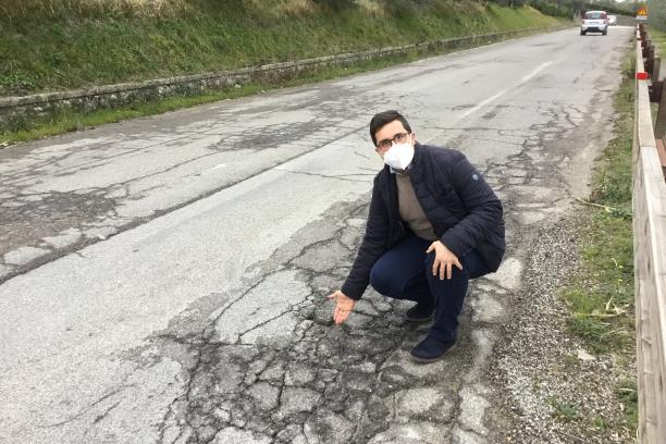 Gandola: Gambassi Terme, garantire sicurezza sulla SP4