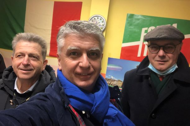 Mallegni: riapre la Sede di Forza Italia Toscana a Firenze